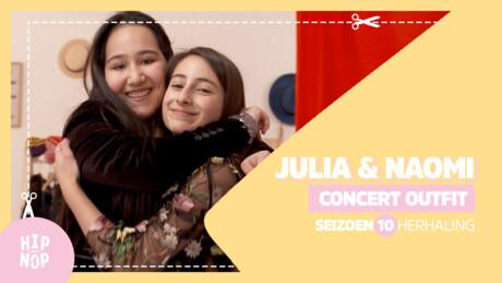 Hip voor Nop | Julia en Naomi