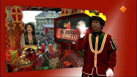 Intocht Sinterklaas 2013 met doventolk