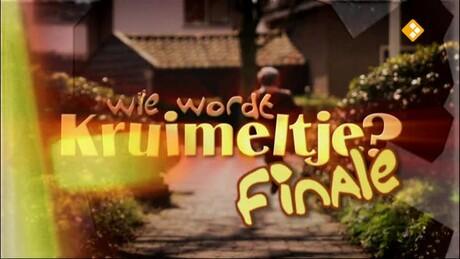 Wie wordt Kruimeltje? | Finale