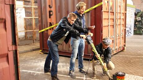 Checkpoint   Aflevering 15 van seizoen 7