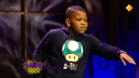 Junior Dance   Report 2 Sneak Preview (HH)