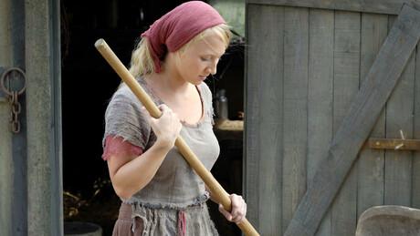 De mooiste sprookjes: De slimme boerendochter