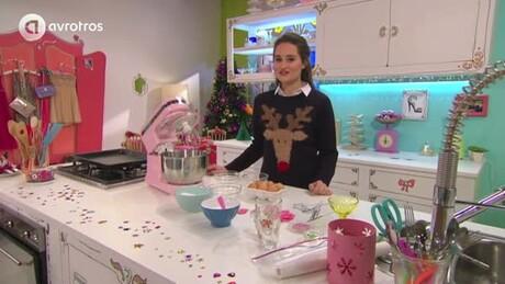 Jill - DIY: Kerstboom-meringues maken