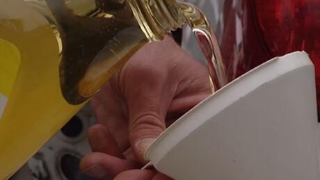 Oude frituurolie hergebruiken als brandstof