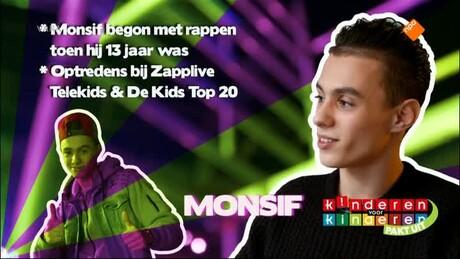 Kinderen voor Kinderen | Monsif