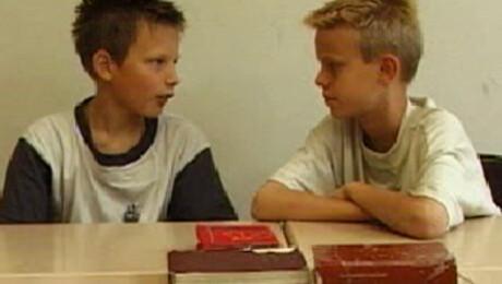 Wisselklas - De christelijke school