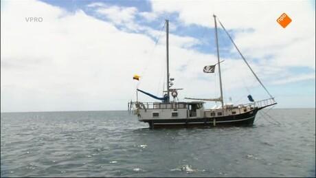 Op het piratenschip