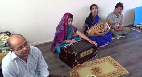 Mijn ouders zijn Hare Krishna's