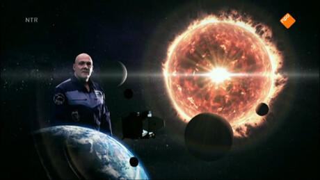 Ontdek de ruimte met André Kuipers | De zon