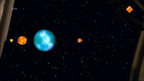 Het Klokhuis | De Melkweg: sterren