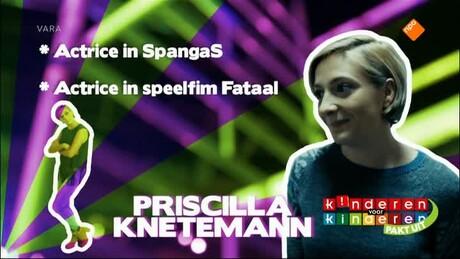 Kinderen voor Kinderen | Priscilla Knetemann