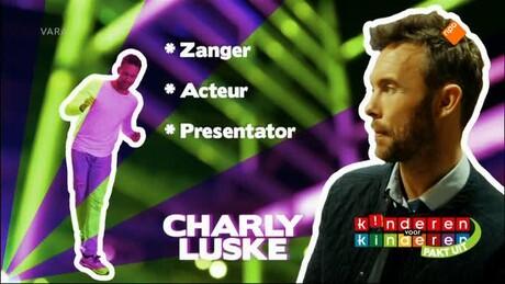 Kinderen voor Kinderen | Charly Luske