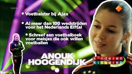 Kinderen voor Kinderen | Anouk Hoogendijk