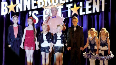 Bannebroek's got talent