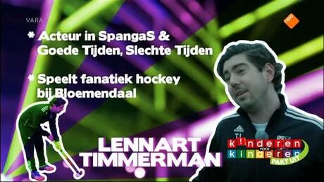 Kinderen voor Kinderen | Lennart Timmerman