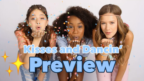 #18 Preview Kisses & Dancin' | Juniorsongfestival.NL