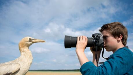 Natuurfotograaf Corne en Jasper Doest