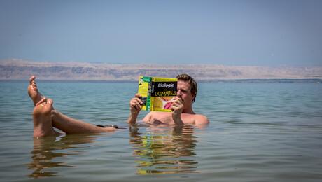 Jordanië - Dode Zee