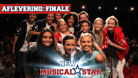 New Musical Star: FINALE