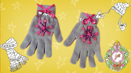 Handschoenen pimpen