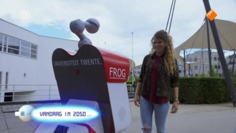 Nederland in 2050 | Robots