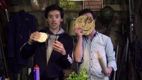 De proefkeuken | Pizza