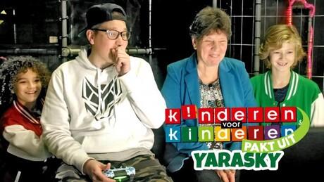 Kinderen voor Kinderen | Yarasky en Mamasky
