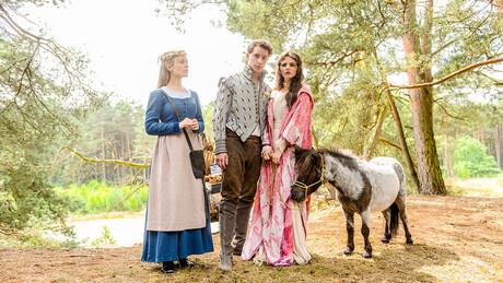 De mooiste sprookjes: Prins Hemelblauw en de fee Lupine