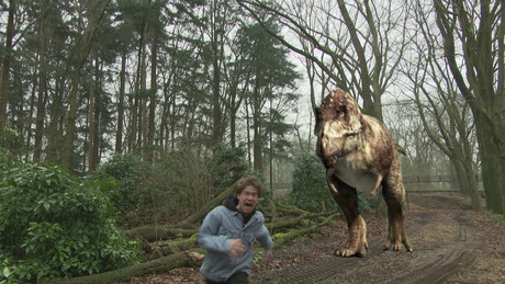 Het Klokhuis | T.rex
