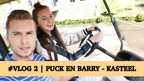 #VLOG 2 | Puck en Barry