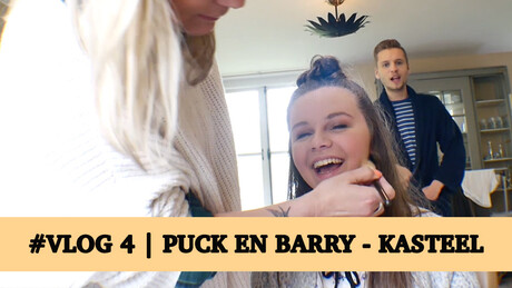 #VLOG 4 | Puck en Barry in het kasteel