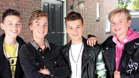 FOURCE IN DA HOUSE | Juniorsongfestival.NL