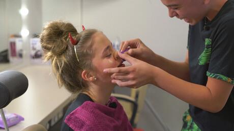 Make-up challenge