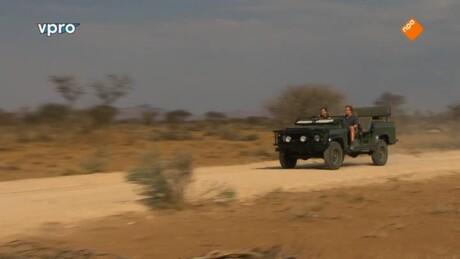 Namibië - Verstoppertje