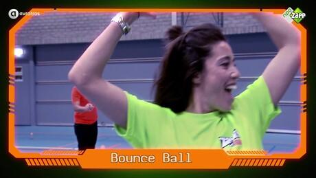Bounce ball | Selectiespel Zappsport