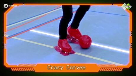 Crazy corvee | Selectiespel Zappsport