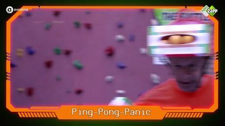Ping-Pong-Panic | Selectiespel Zappsport