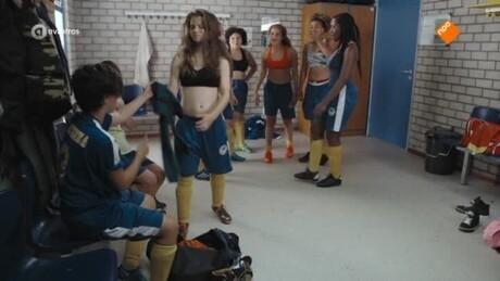 Voetbalmeisjes | Jessica