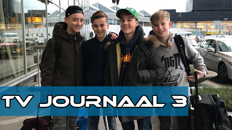 TV Journaal 3: FOURCE naar Georgië
