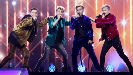 Junior Eurovisie Songfestival 2017