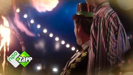 Trailer Circus Noel
