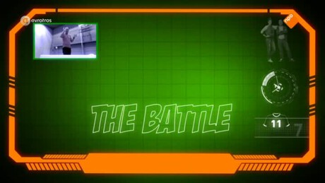 The battle bounceball