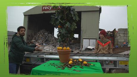 Afvalrace: hoe bouw je zonder afval?