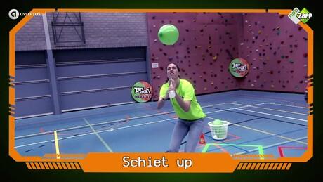 Schiet up | Selectiespel Zappsport