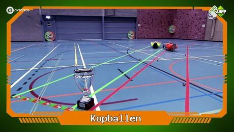 Kopballen | Selectiespel Zappsport