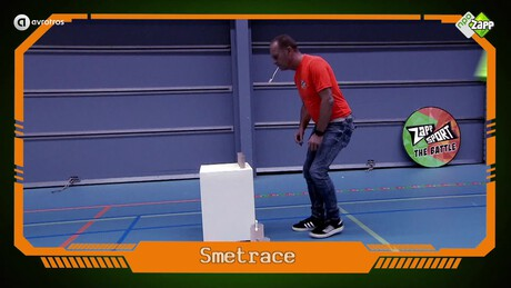 Smetrace | Selectiespel Zappsport