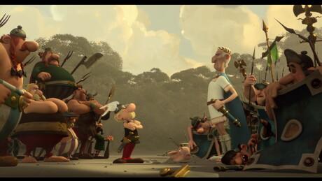 Asterix & Obelix: De Romeinse lusthof