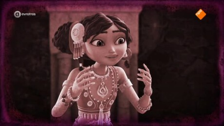 Aladin en de prinses