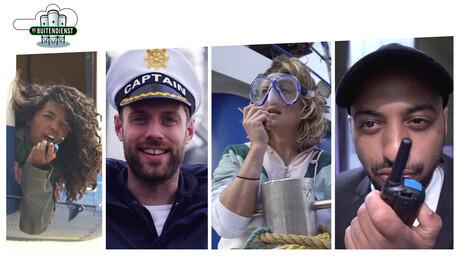 De Buitendienst  | Ruim de Noordzee op