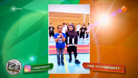 Zappsport | The battle turnen